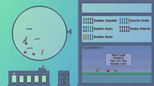 Dalton5000's Genetic Journey Screenshot